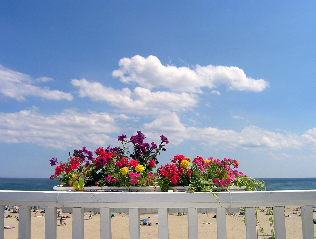 New Hampshire Weather Hampton Beach