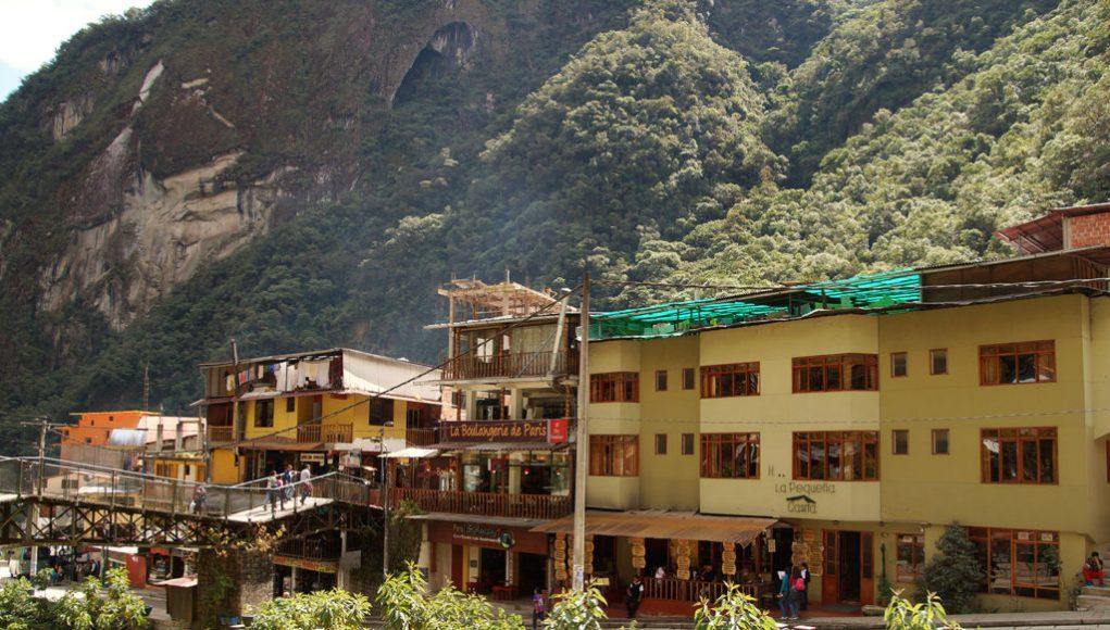 Hotel in Aguas Calientes, Peru