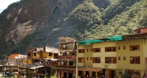 Hotel in Aguas Calientes, Peru