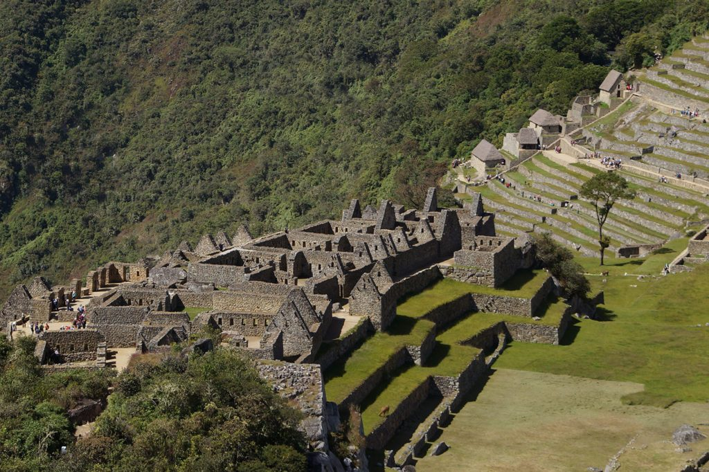 Machu Picchu architecture: The buildings of the Incas ...Inca Buildings And Structures