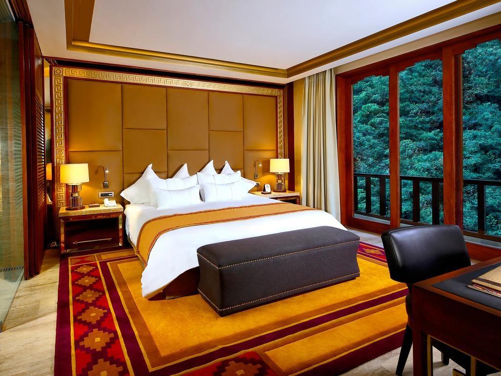 Rooms of the Sumaq Machu Picchu Hotel