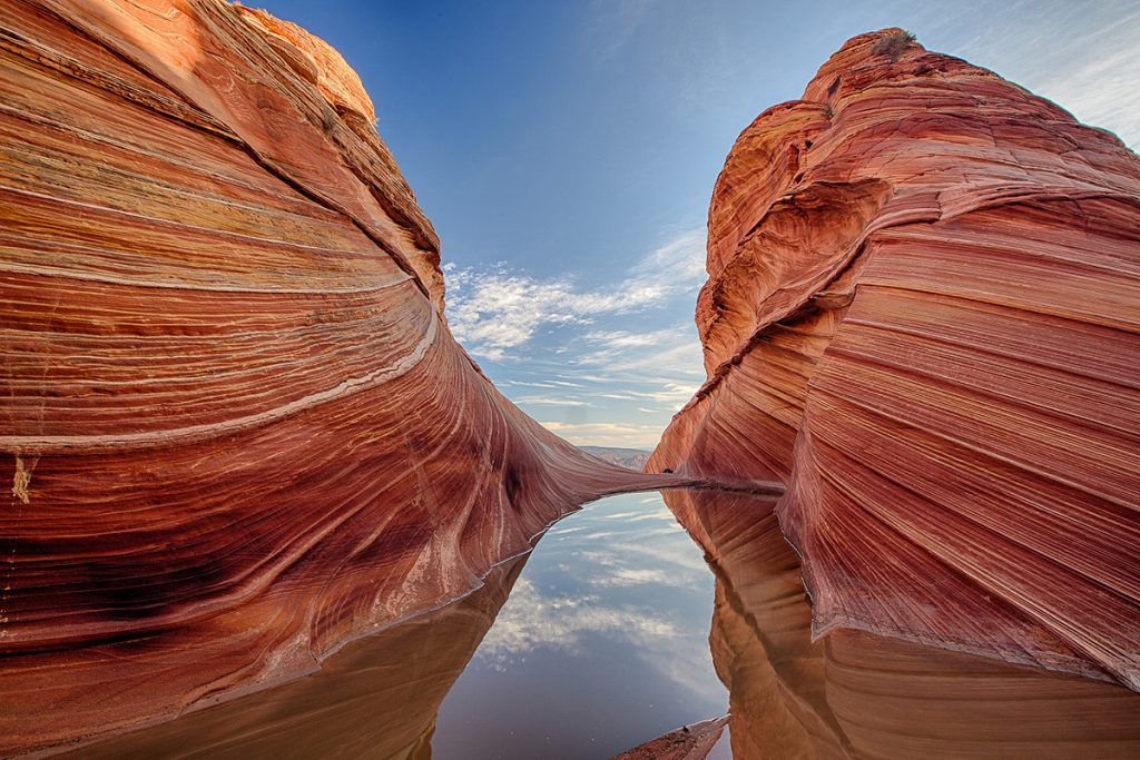 The Wave in Coyote Buttes North, Arizona