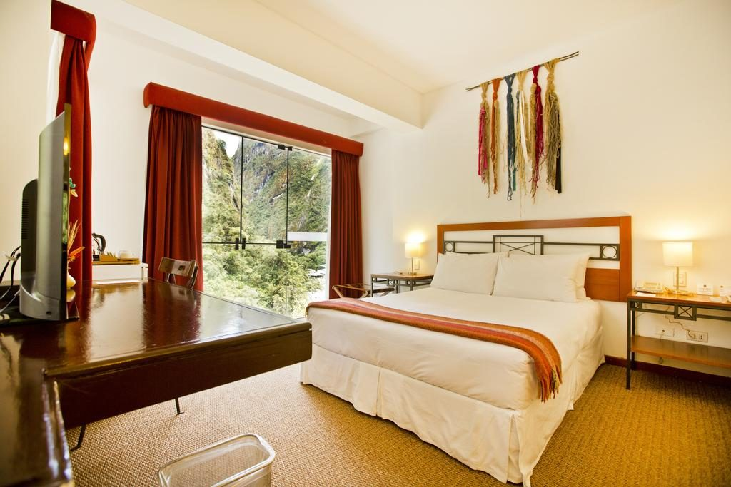 Rooms of the Tierra Viva Machu Picchu hotel