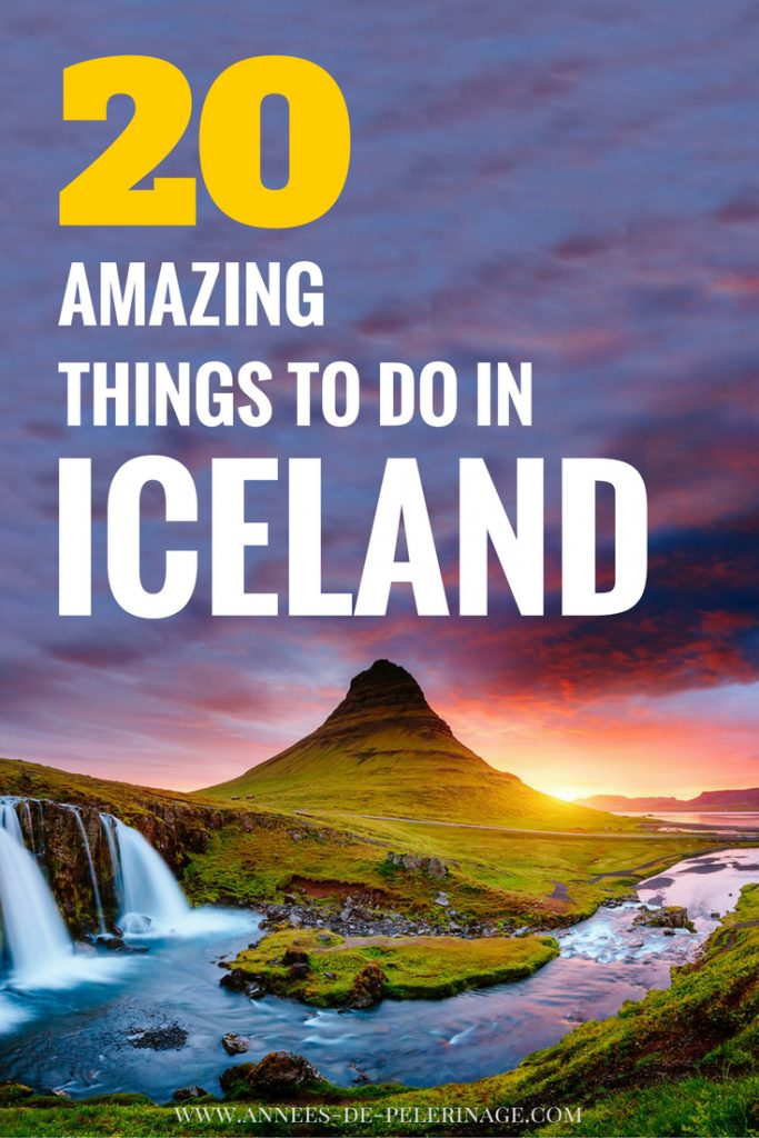 The most amazing things to do in Iceland. A list of all the places and landmarks you have to see in Iceland. What to see in summer and what to see in Iceland in winter - this Iceland travel guide has you covered. Iceland travel and Iceland photography at its best. Click for more information.