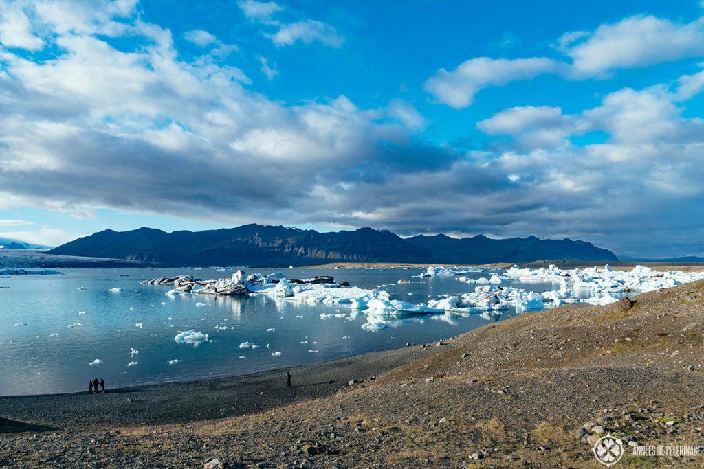 The Jökulsárlón Glacier Lagoon Iceland