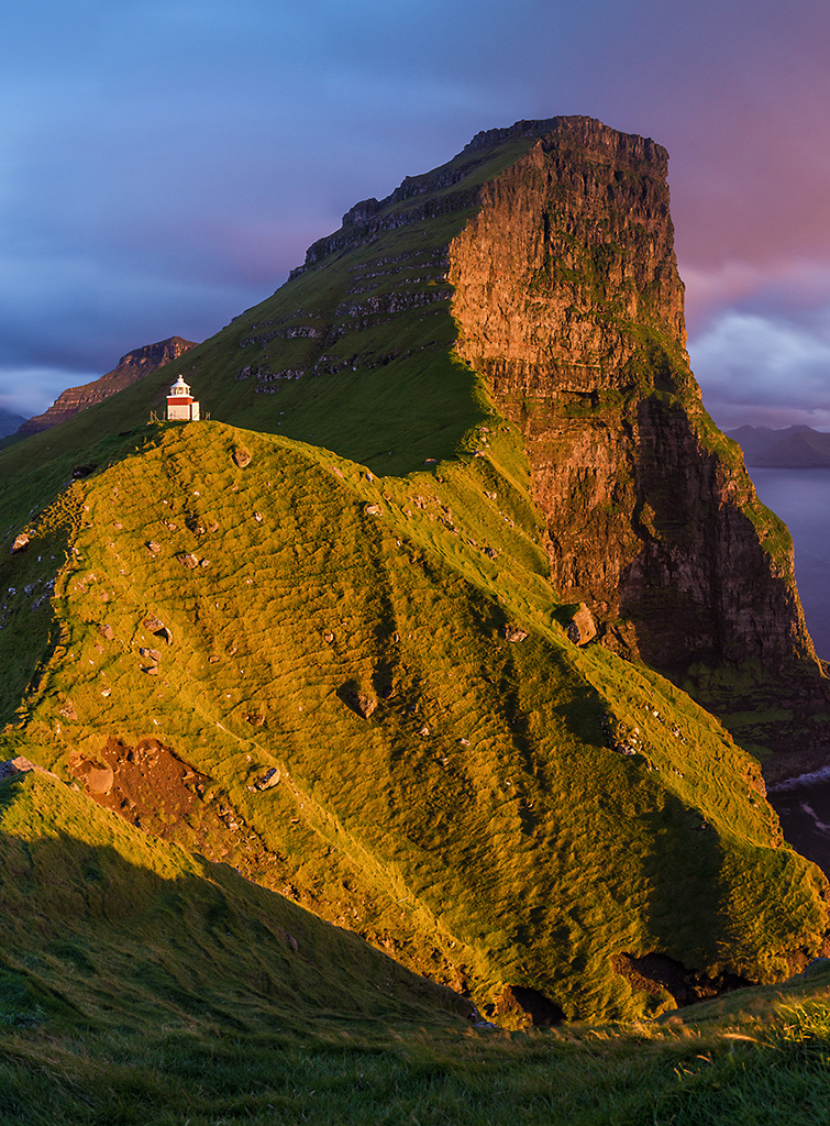 Kalsoy Lighthouse - one of the best things to see in Faroe Islands