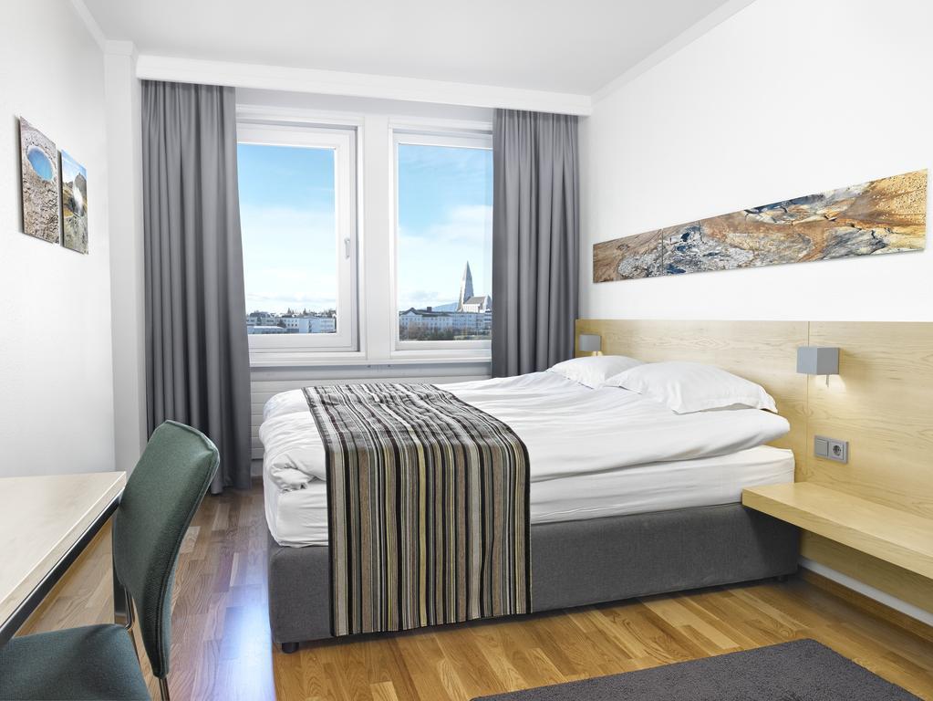 The budget hotel Icelandair Hotel Reykjavik Natura