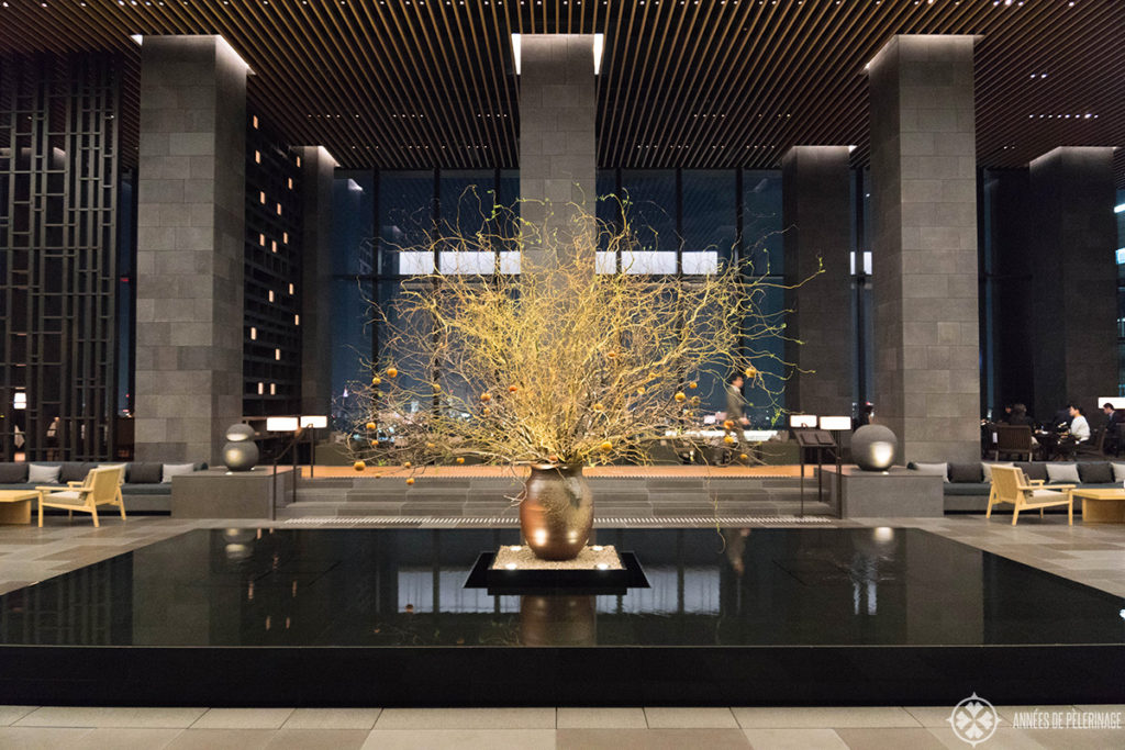 Aman Tokyo A Review Of The Best Luxury Hotel In Tokyo