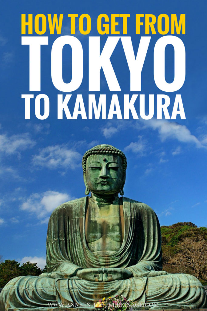 How to get from Tokyo to Kamakura with the JR Pass or without. Enjoy your Tokyo to Kamakura day trip to the fullest with these tips. Visit Enoshima, the great Buddha and be back in the evening - from Tokyo Station or Shinjuku. Click for more