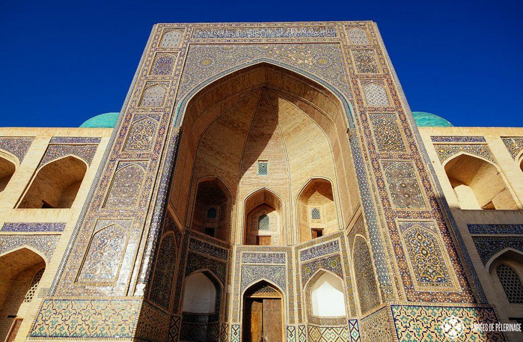Mir-i Arab Madrassah bukhara uzbekistan