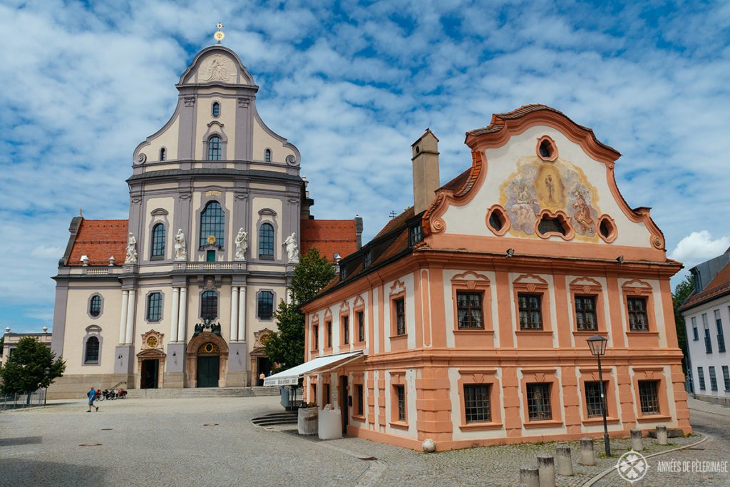Basilika St. Anna in Altöttingen