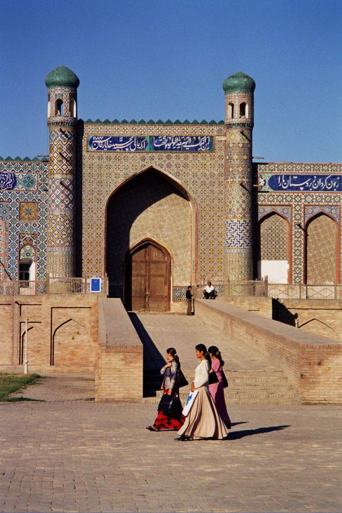 Khudayar Khan Palace, Kokand, Uzbekistan