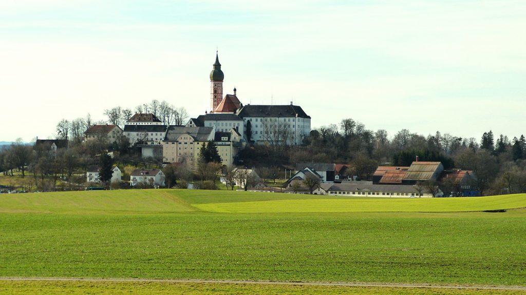 Kloster ANdechs near Ammersee, Munich