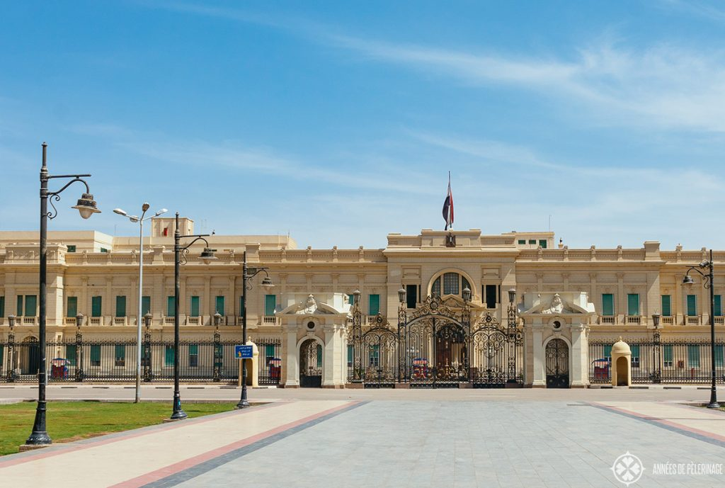 Abdeen Palace is one of the many presidential palaces in Cairo Egypt and home to a couple of museums