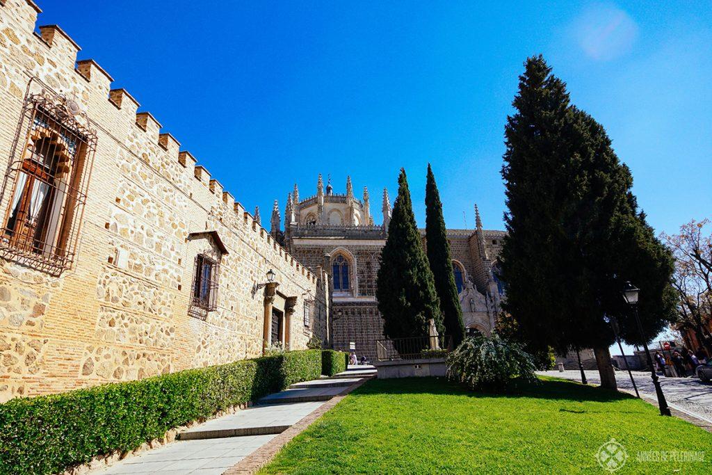 Monastery of San Juan de losReyes, Toledo, Spain