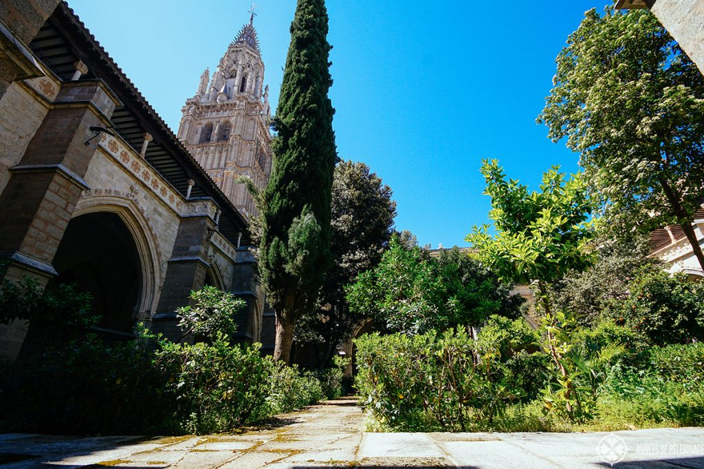 Монастырь Толедского собора