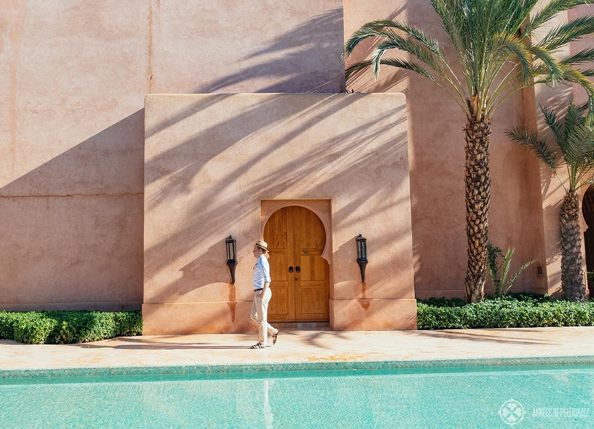 amanjena luxury hotel marrakech morocco