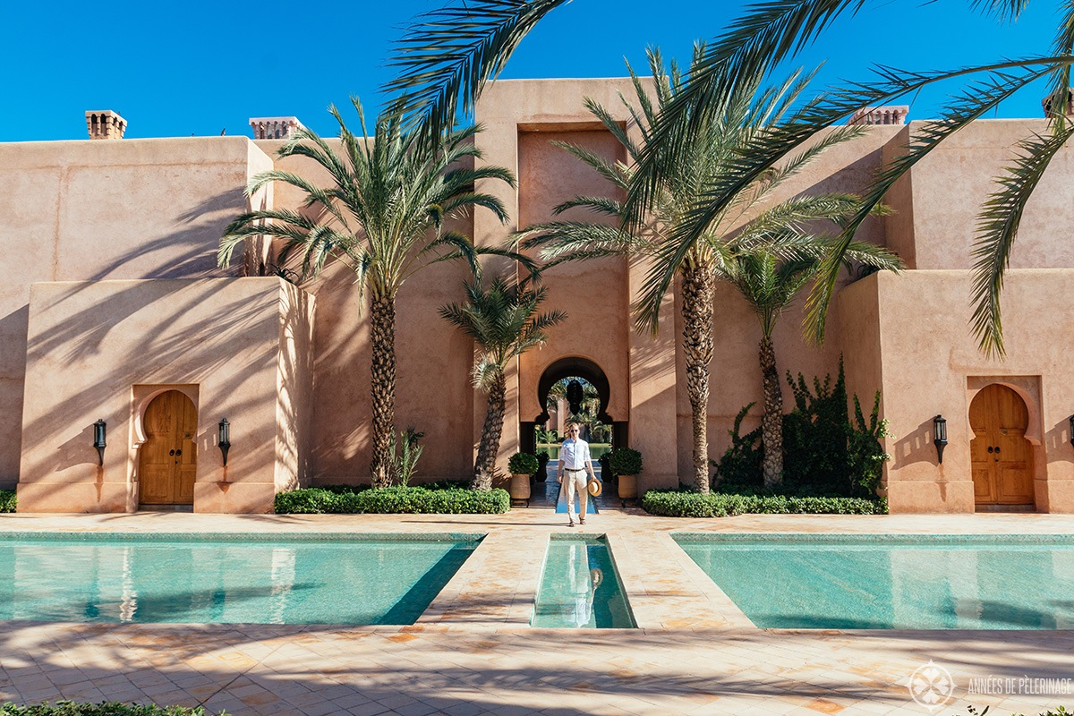 An honest amanjena review - the best hotel in Marrakech, Morocco