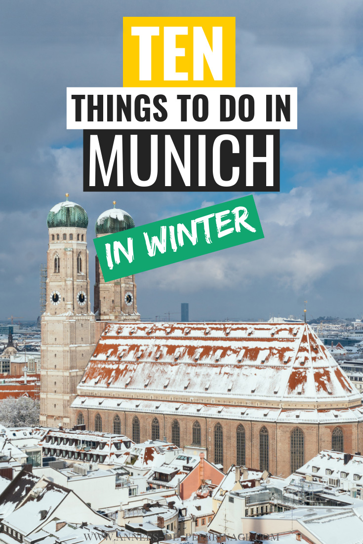 The 10 best things to do in Munich in Winter. Everything you need to know about visiting the capital of Bavaria from December to March. The top winter activities and what to do in Munich when it's cold and wet outside in Germany. Click for more. #munich #germany #travel #travelguide #explore #wanderlust #winter