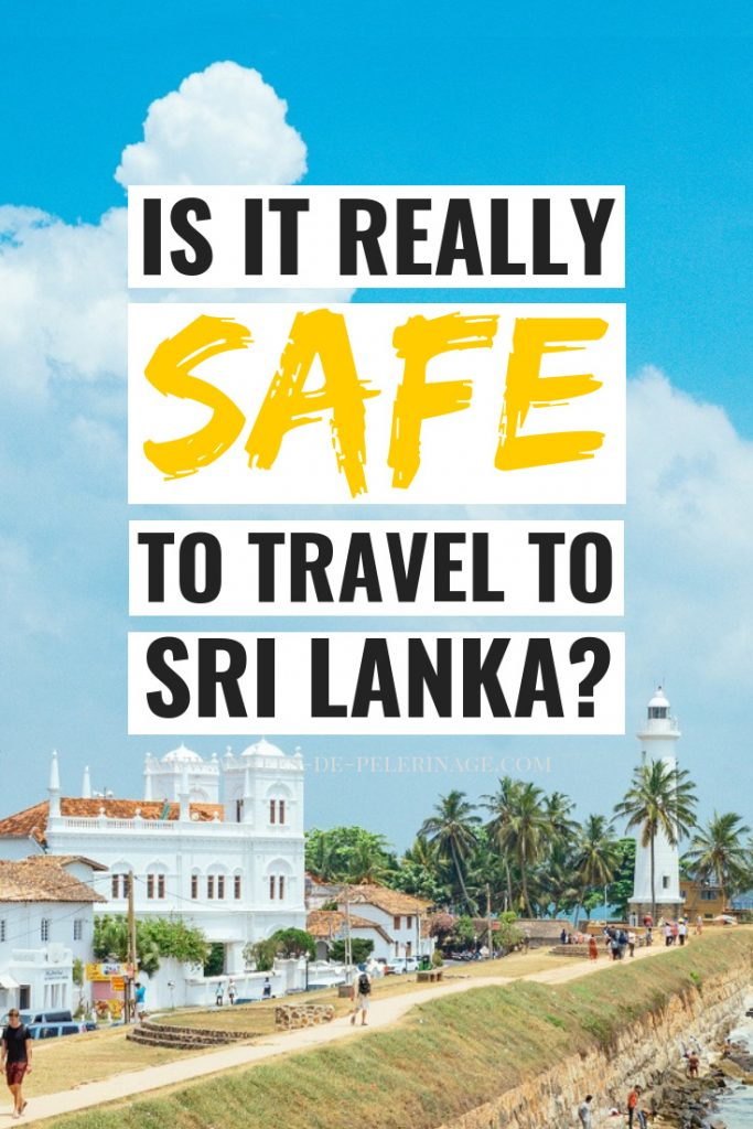 Is Sri Lanka safe? An in-depth analysis of the official statistics and first-hand observations. The beautiful country is perfectly safe, but there are some dangers you need to be aware of. Click for more information. #travel #traveltips #srilanka #explore #wanderlust #travelblog #asia