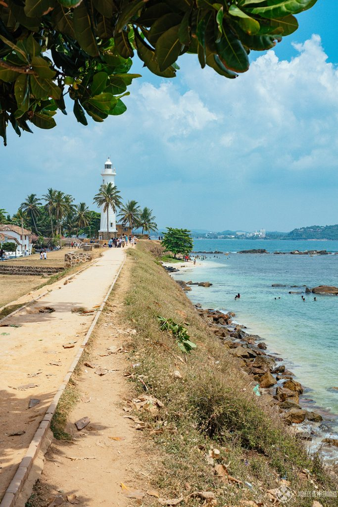 Another picture of Galle Lighthouse