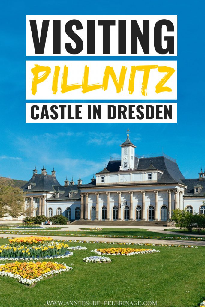 How to visit Pillnitz castle from Dresden, Germany. Said to be the most beautiful castle in Saxony, Pillnitz is certainly one of the best day trips from Dresden. Here is how to visit.  #castle #germany #travel #traveltips