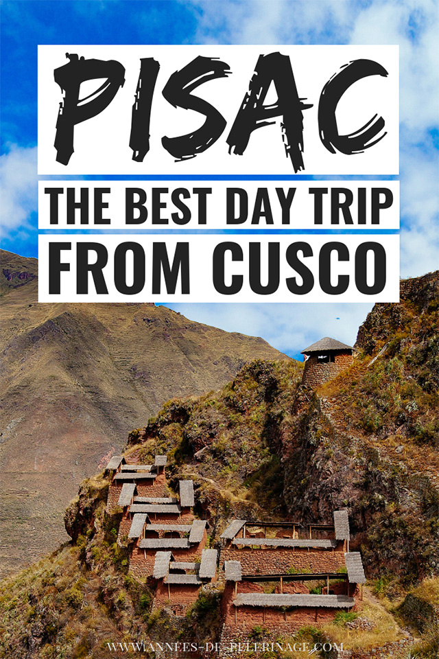Visiting the Pisac ruins & Sunda market on a day trip from Cusco, Peru. Everything you need to know about the famous Inca ruins, how to visit and what to expect