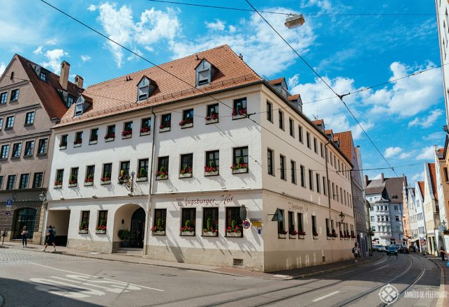Augsburger Hof - the best hotel in Augsburg?