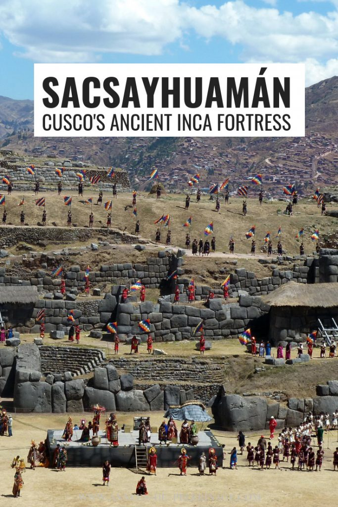 Visiting the ruins of Sacsayhuaman in Cusco Peru | This travel guide will show you the perfect Sacsayhuaman tour - and it's for free.