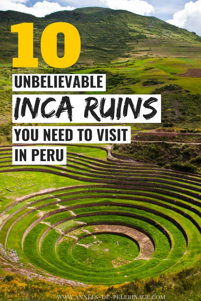 The 10 best Inca ruins in Peru. All the top tourist attractions in the Sacred Valley near Cusco along the famous Urubamba river.