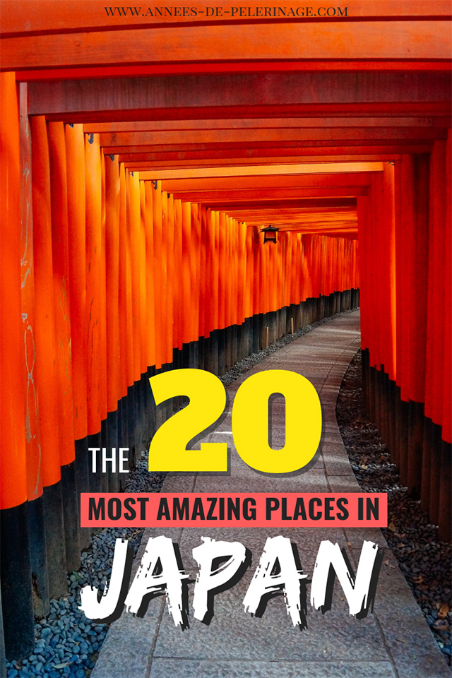 The top highlights in Japan - a detailed list of the top tourist attractions and points of interest in Japan - there is more than just one highlight, so click for more.
