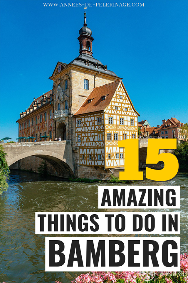 The best things to do in Bamberg, Germany. A detailed Bamberg travel guide with all the information you need to plan your perfect Germany itinerary. What to see, where to stay and when to visit