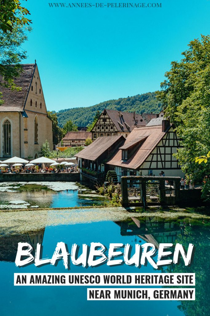 A day trip to Blaubeuren from Munich, Germany. Everything you need to see and do to have a perfect day in the amazing UNESCO World Heritage site.