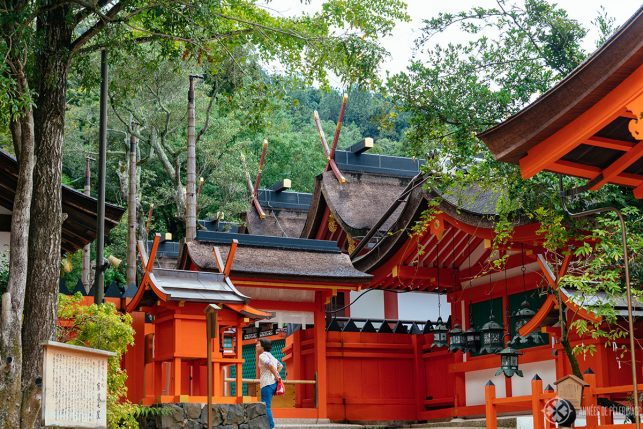 The Inner Sanctum of Kasuga Taisha (off-limits for tourists)