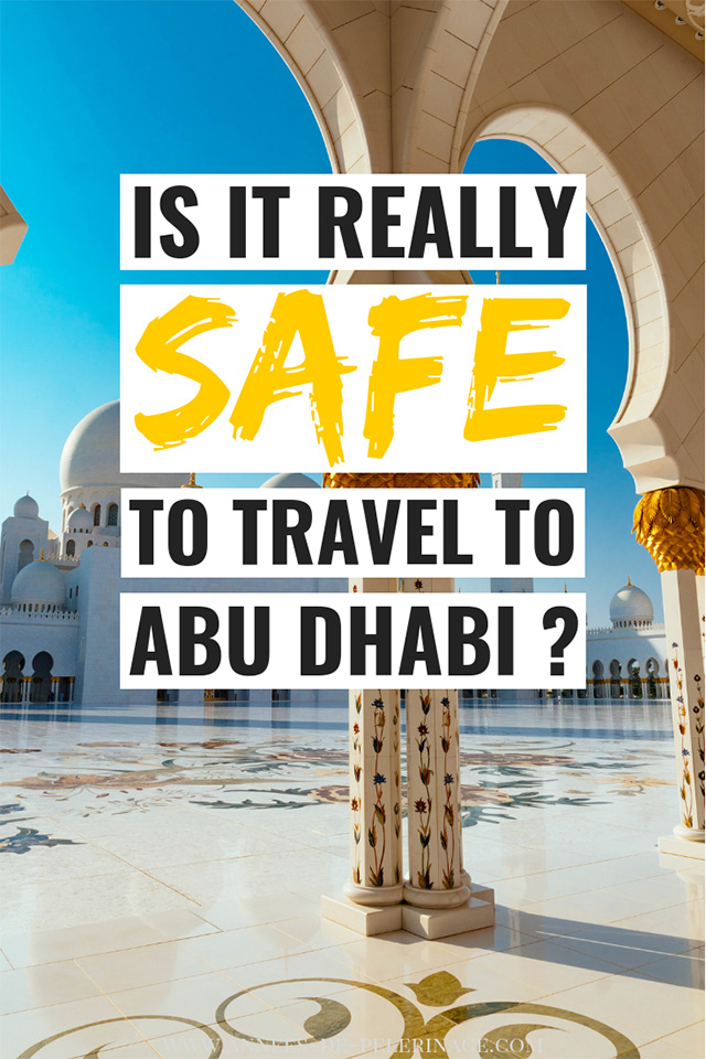 Is Abu Dhabi safe? A detailed analysis of the safety situation in the beautiful emirate in the UAE. It is totally safe to visit Abu Dhabi for americans or europeans, but there are some things you should be aware of.