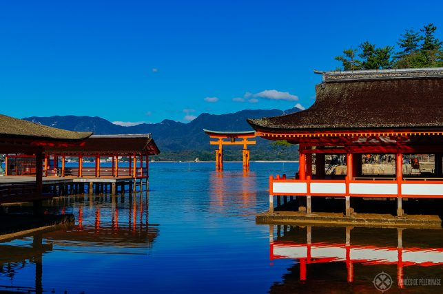 The Itsukushima Shrine - the best thing to do on Miyajima island in Japan