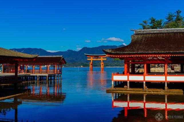 The Itsukushima Shrine - the best thing to do on Miyajima island in Japan