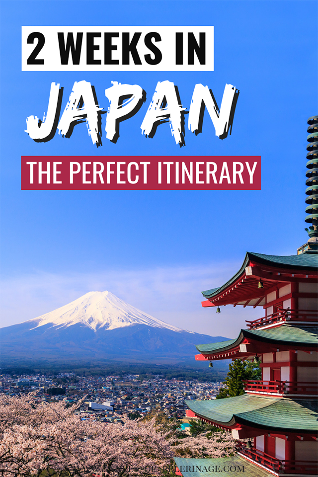 The perfect 14 days Japan itinerary. Learn how to plan full two weeks in Japan. What to see, where to stay and when to visit, this detailed Japan travel guide will show you everything you need to know to visit Japan.  #travel #japan #traveltips #travelguide #asia #culturetravel