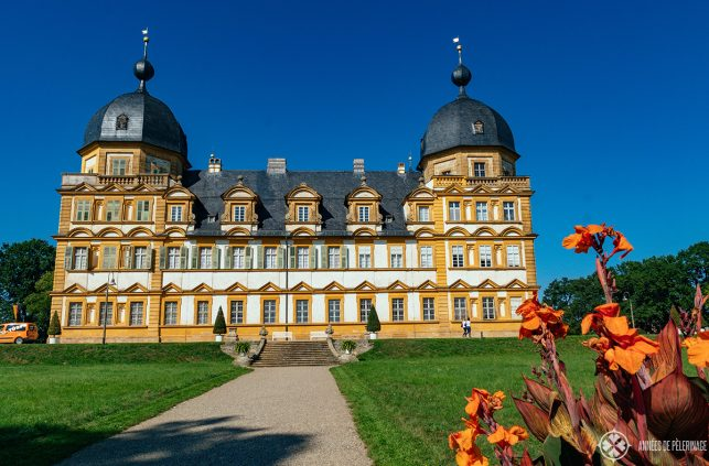 Seehof palace near Bamberg, Germany