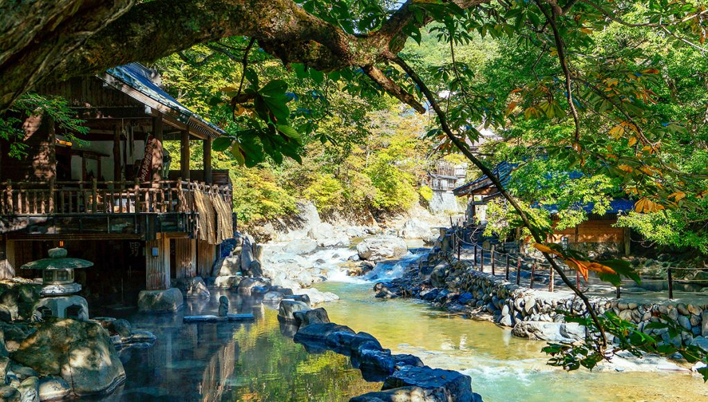 The best onsen in Japan - a review of the Takaragawa-onsen resort near Tokyo