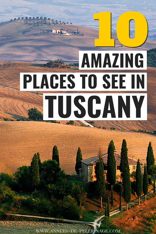 The 10 best things to do in Tuscany, Italy. A detailed travel guide to the best tourist attractions and landmarks in Tuscany. Plan your perfect Italy itinerary. Where to stay, when to visit and the best places to visit in Tuscany.