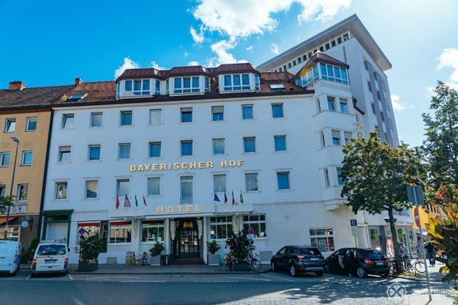 Hotel Bayerischer Hof in Bayreuth