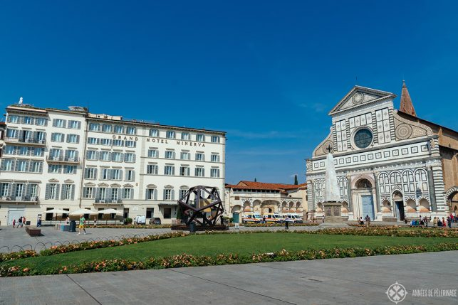 The Grand Hotel Minerva - one of the best four star hotels in Florence