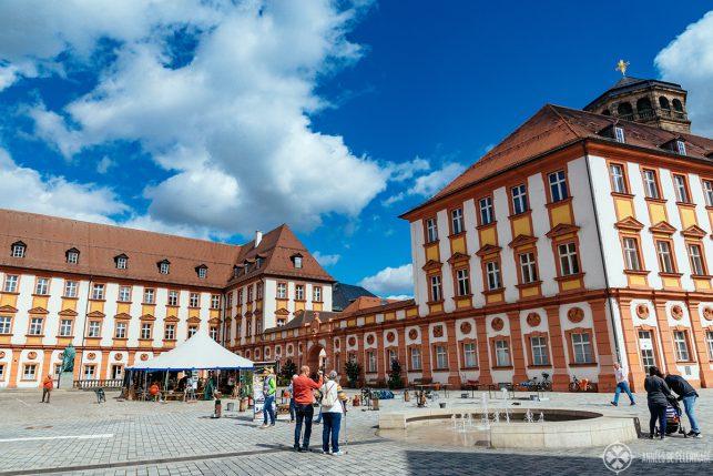 Bayreuth's Old Castle / Alte Schloss