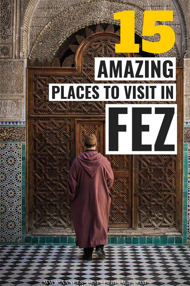 The best things to do in Fez, Morocco. A detailed Fez travel guide with all the top tourist attractions and points of interest in the imperial city. Learn all about the best places to visit in Fes.