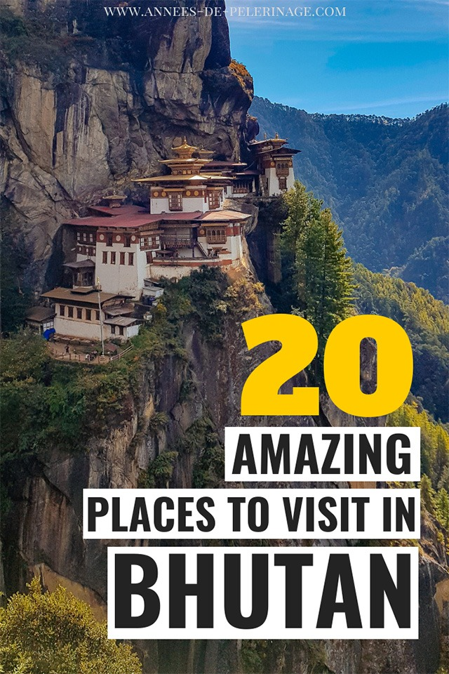 The best places to visit in Bhutan - a massive travel guide with the top tourist attractions and must-sees in Bhutan. Plan your perfect Bhutan tour!
