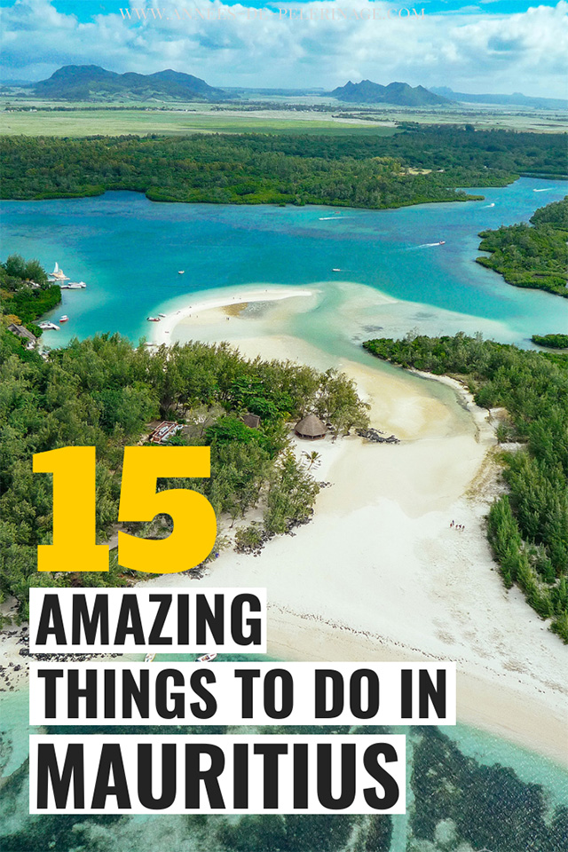 A list of 15 amazing things to do in Mauritius. Planning a trip to Mauritius? These are your must sees and top tourist attractions on the verdant island in the Indian Ocean