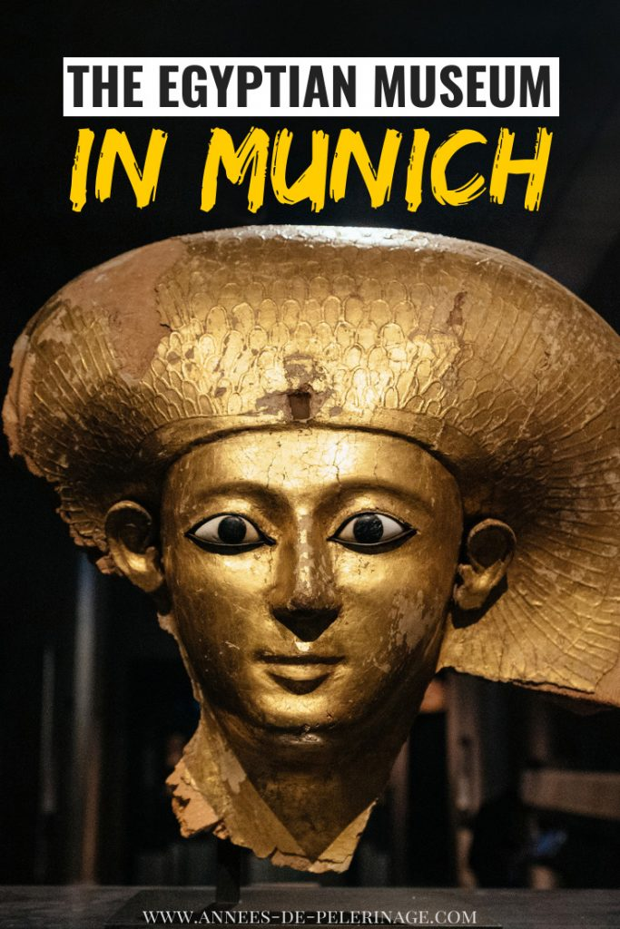 The Egyptian Museum in Munich - A guide for tourist. Everything you need to know about the Staatliche Museum Ägyptischer Kunst and why you should visit