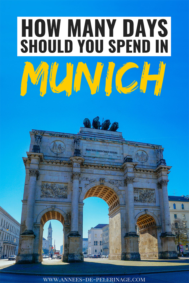 How many days in Munich is enough to see all the top tourist attractions and museums in Bavaria's capital. Plan your perfect Germany itinerary with this Munich travel guide.