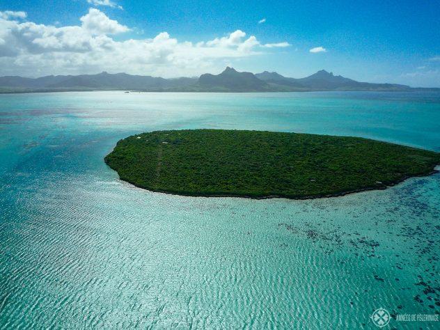 The fantastic  Ile aux Aigrettes sanctuary in Mauritius